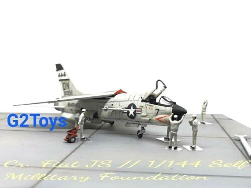 1144 FToys F8E Crusader U.S.NAVY Collection 2 2A Rare item