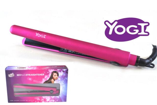 Yogi Mini Hair Straightener Ceramic and Tourmaline 200c