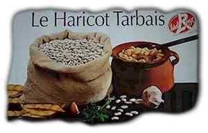 HARICOTS-TARBAIS-400-g