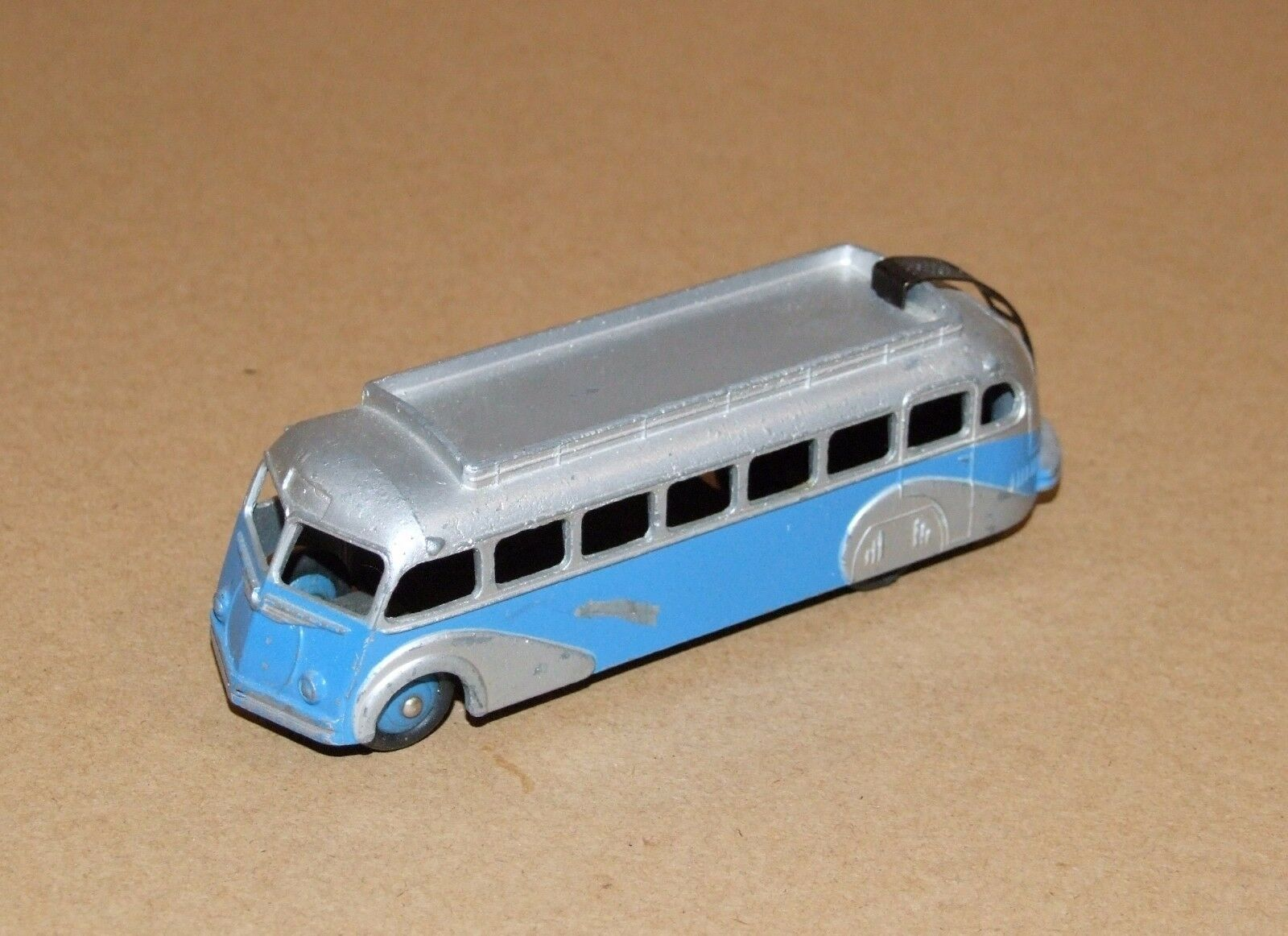 French dinky 29e ISOBLOC AUTOCAR - 1st édition