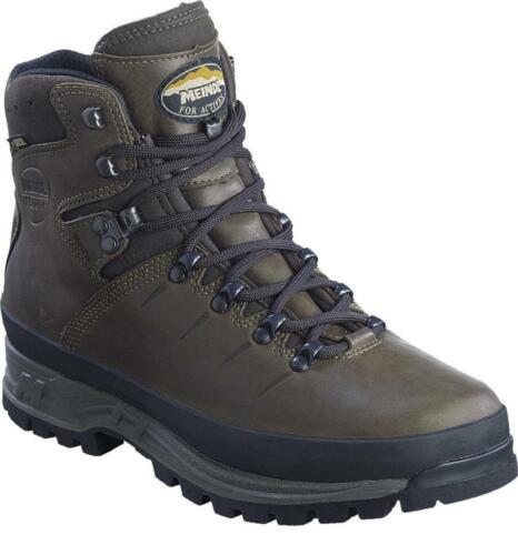 Meindl Homme Bhoutan MFS GTX Walking Boot-Marron-RRP £ 230