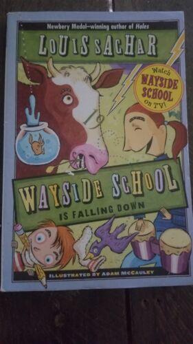 Wayside School Wayside School Is Falling Down By Louis Sachar 2003 Paperback