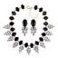 Fashion-Elegant-Women-Bib-Crystal-Pendant-Statement-Chain-Chunky-Choker-Necklace thumbnail 81