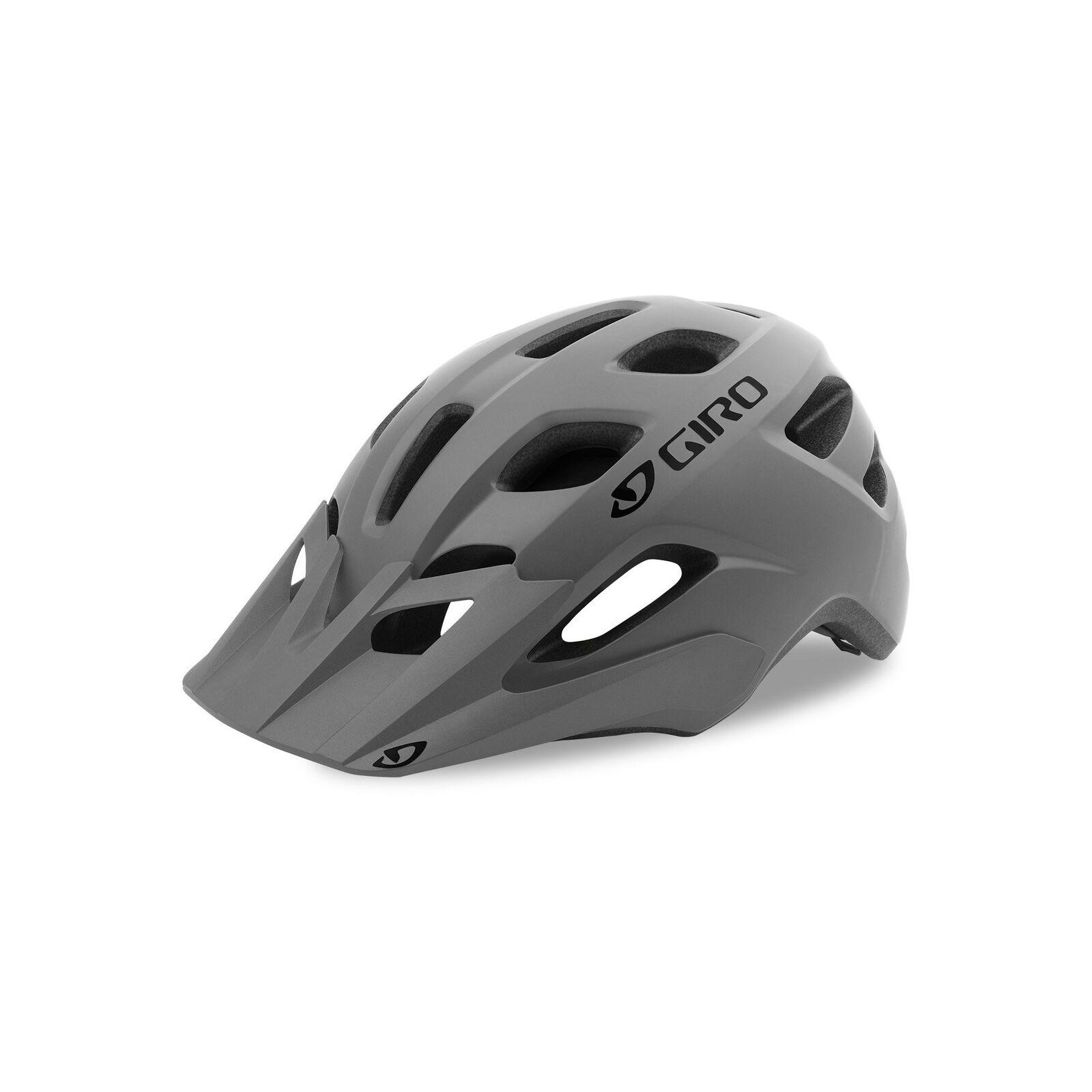 Giro Fixture Bike Helmet Matte Grey One Size