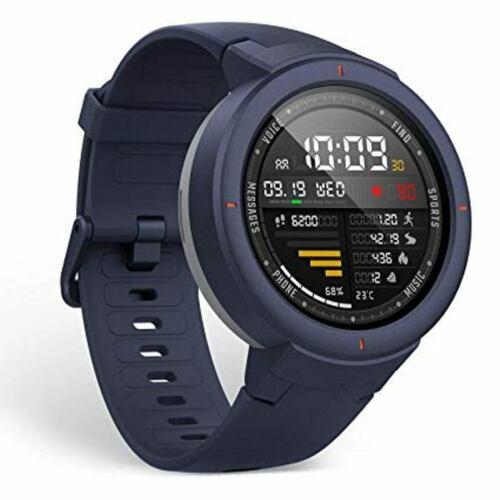 Smart-Barcelet-Xiaomi-Amazfit-Verge-Lite-Grigio-Corning-Gorilla-3-Fitness-track