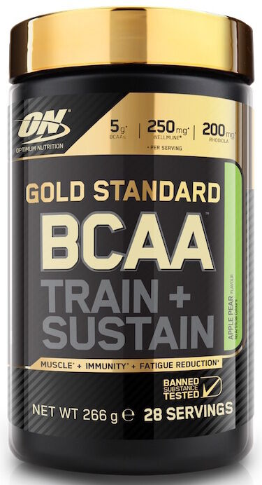 Optimum Treno Nutrition Gold Standard Bcaa Amino Treno Optimum e Sostenere 28 Porzioni - Pesca fd462a