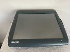 Micros Workstation Pcws2015 240ghz Pos System Read As Is For Parts Repair