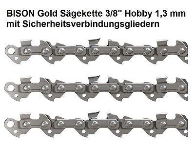"""340 330 39 34 45 41 Sägekette Ersatzkette 3//8/"""" 1,3 mm 57 Tg Dolmar PS 33"""