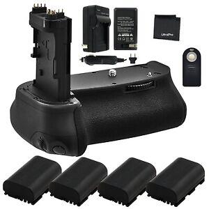 Battery-Grip-Bundle-F-Canon-EOS-6D-Mark-II-Includes-BG-E21-Replacement