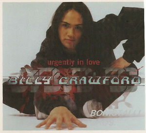 BILLY-CRAWFORD-URGENTLY-IN-LOVE-CD-SINGLE-NUOVO