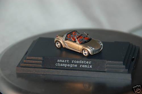 Busch smart roadster champagne remix PC