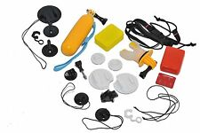 Ultimate Water Sports Surf/Kayak/Bodyboard Mount bundle GoPro Compatible