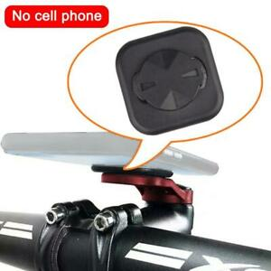 Bike Stem Phone Stick Adapter Holder For Garmin Edge GPS Computer Mount NEW#