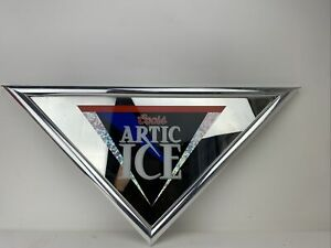 Vintage-Coors-Triangle-Arctic-Ice-Light-Beer-Sign-Mirror-1995