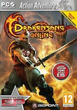 Drakensang Online PC 100% Brand New