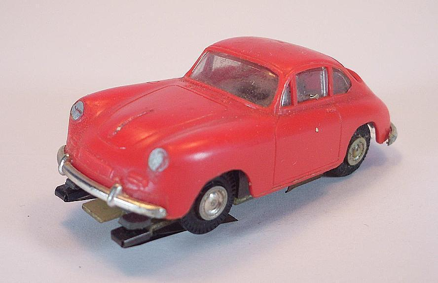 Slot Car Faller AMS Nr. 4835 Porsche 356 Typ 2 rot Blockmotor  447