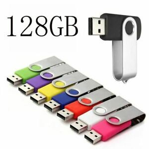 Cle-USB-128-GO-USB-Drive-128Go-Cle-USB-a-memoire-flash-USB-100-Real-2-0