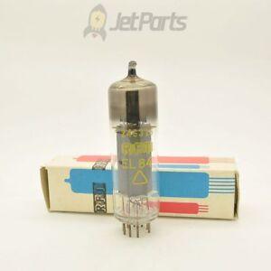 1 x EL84 / 6BQ5 / 6P15 / CV2975 / N709 / 6P14P RFT TUBE 1970s. NOS! RARE!