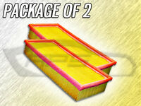 Air Filter Af5107 For 1991 1992 1993 Bmw 525i M5 Package Of Two