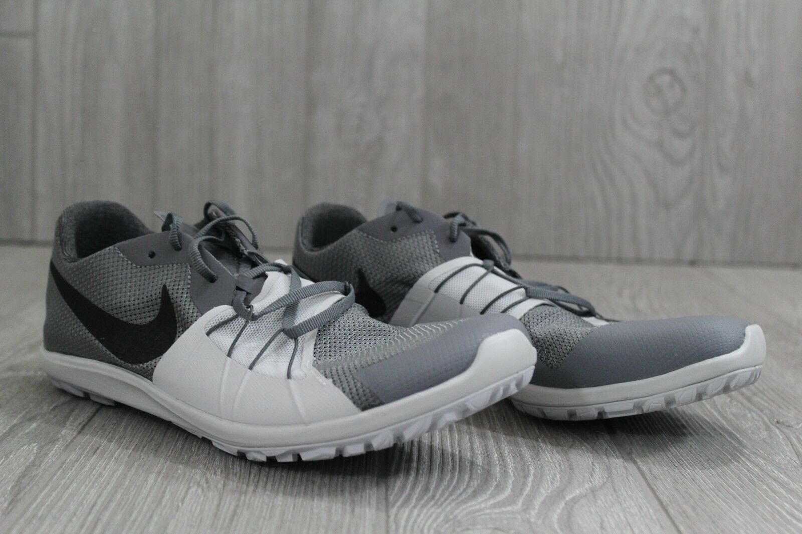 32 New Nike Zoom Forever Waffle 5 Grey Spikeless Spikeless Spikeless XC shoes 904722-002 Men's US 8 2c707a