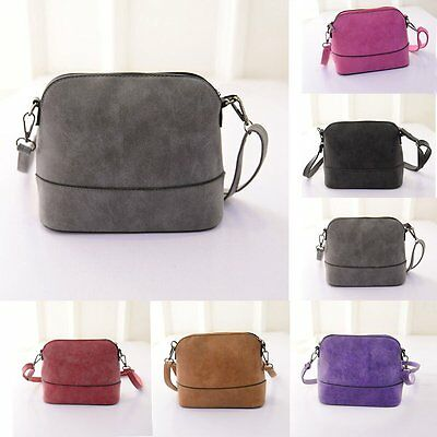 NEW Women Shoulder Bag Tote Messenger CrossBody PU Leather Purse Handbag Satchel