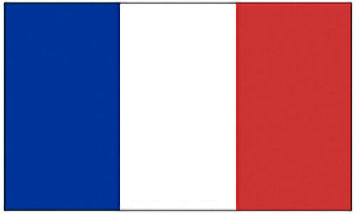 Huge 3' x 5' High Quality France Flag - Free Shipping