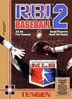R.B.I. Baseball 2 (Nintendo Entertainment System, 1990)