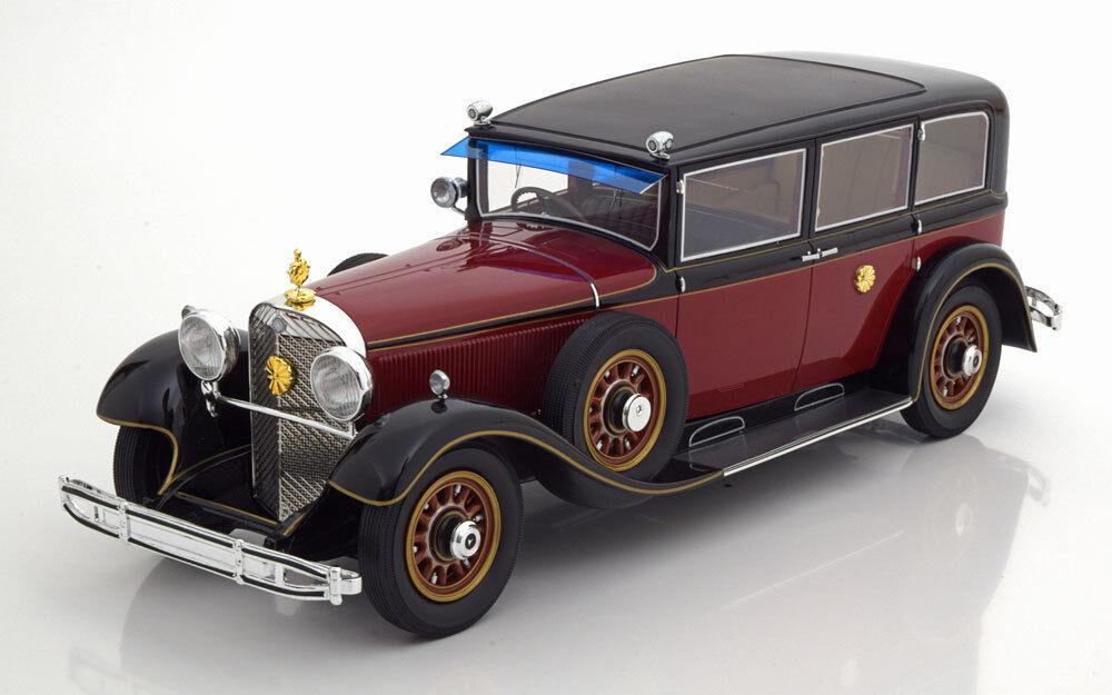 1935 MERCEDES BENZ Type 770 Pullman Limousine Kaiser Hirohito LE of 504 1 18 New