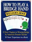 How to Play a Bridge Hand by William Root (Paperback, 1994)