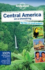Travel Guide: CENTRAL AMERICA ON A SHOESTRING 8 by Carolyn McCarthy, Lonely Planet Publications Staff and Greg Benchwick (2013, Paperback, Revised)