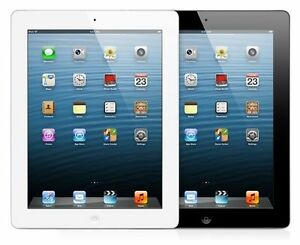 iPad 4 Wifi Only Retina Display 9.7 in 4th Generation 16GB, 32GB, 64GB