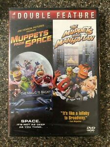 Muppets-from-Space-Muppets-Take-Manhattan-DVD-2009-2-Disc-Set-New-Sealed