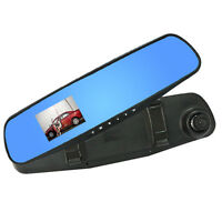 Car Dash Camera Vehicle Front Rear View Traveling Voice Data Recorder Hd Viewer