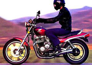 1984 cb650 specs