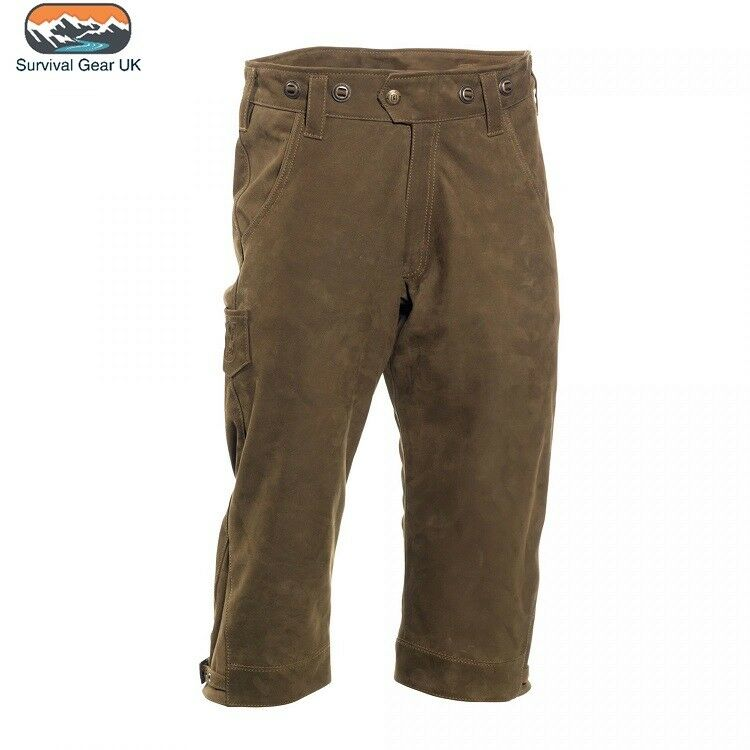 Deerhunter Strasbourg Buffalo Leather Breeks Hunting Shooting (AZO-FREE)