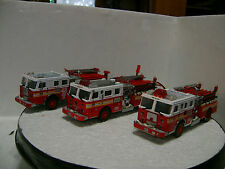 Code 3 FDNY Seagrave Pumper Fire Truck with LED Lights
