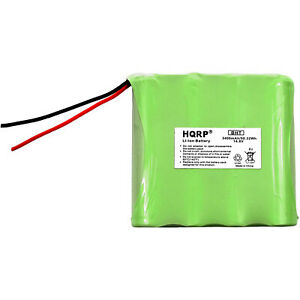 HQRP Battery for RC Car Boat Robot Truck Tank Portable Electronic Devices MP3