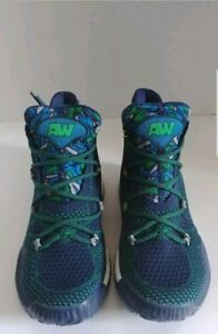 new concept 42505 a7d12 Image is loading Adidas-Boost-Crazy-Explosive-primeknit-2016-Andrew-Wiggins-