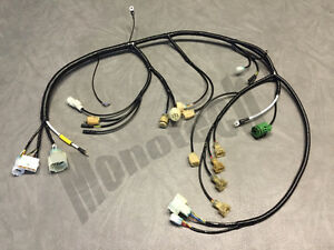 Crx Wiring Harness - Wiring Diagram & Cable Management on