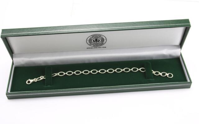 Toucan de L'Écosse .925 Argent Sterling Pendentif Celtique Bracelet à Breloque