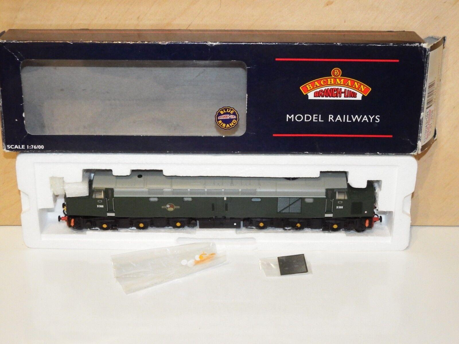 Bachuomon Bachuomon Bachuomon 32-475 00 British Rail classe 40 'd368' DIESEL OVP Top 1003 72305d