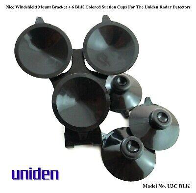 DFR8 DFR9 Radar Detctor mount New UND-R3-3C DFR1 Uniden R3,R1 DFR6
