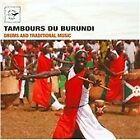Various Artists - Tambours du Burundi (Drums and Traditional Music, 2013)