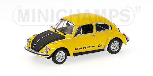 Minichamps 430055116 volkswagen 1303 - 'world cup 1974' - - - 1 43  neu en OVP   2e15e9