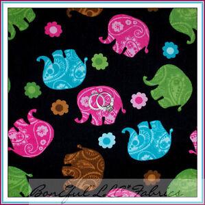 BonEful Fabric FQ Cotton Quilt VTG Dark Brown Texture Tone Marble Blender Calico