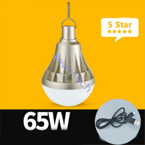 6000mah Emergency LED Light Bulb USB Rechargeable Intelligent Lamp Light Bulb