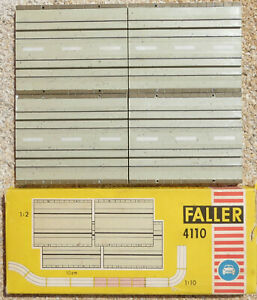 Faller-Ams-4110-Straight-3-7-8in-Boxed-JU493