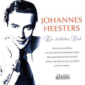 JOHANNES-HEESTERS-034-Ein-zaertlichen-Lied-034-Top-Album-78rpm-time-CD-NEU-amp-OVP