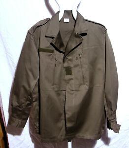 Veste-Treillis-F2-ete-Militaire-Armee-Francaise-112-XL-120-XXL