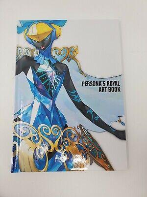 Persona 5 royal art book
